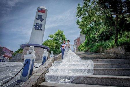 【馬祖婚攝】劉昕&冠穎 結婚迎娶紀錄 @馬祖-神辳居婚宴會館宴客