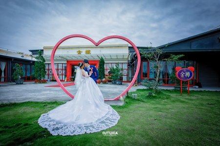 【宜蘭婚攝】家豪&佩君 結婚迎娶紀錄 @宜蘭-金樽廣場宴客