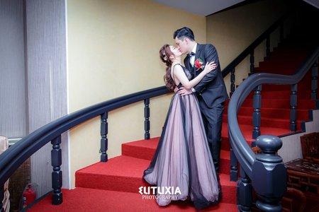 【宜蘭婚攝】廷祐&思怡 文定迎娶紀錄 @羅東-金門餐廳