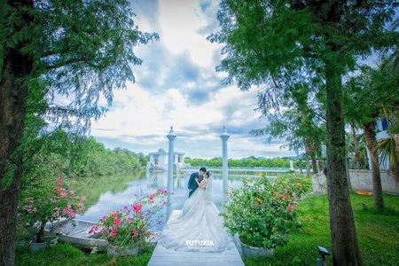 【宜蘭婚攝】哲宇&蘚貽 文定迎娶紀錄 @宜蘭-香格里拉冬山河渡假飯店