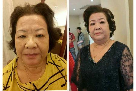 媽媽妝髮造型