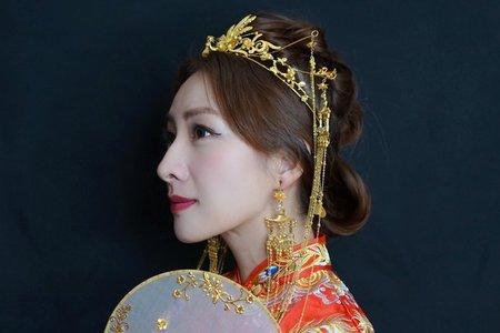 中式復古秀和服造型