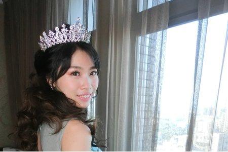 甜美公主造型