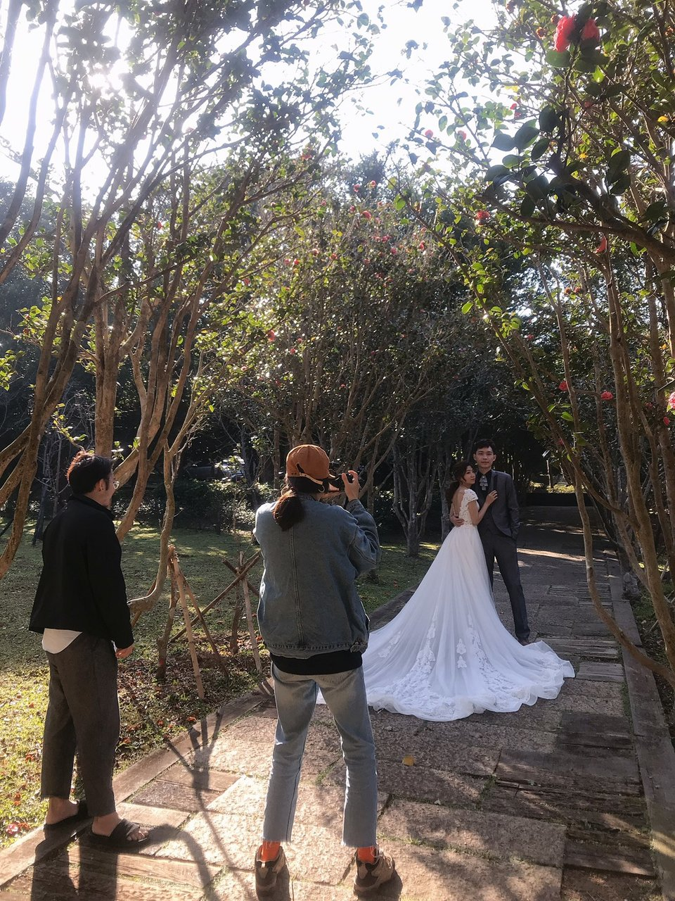 ONLY YOU 唯你婚紗攝影,Onlyyou婚紗拍攝謝謝給我好天氣