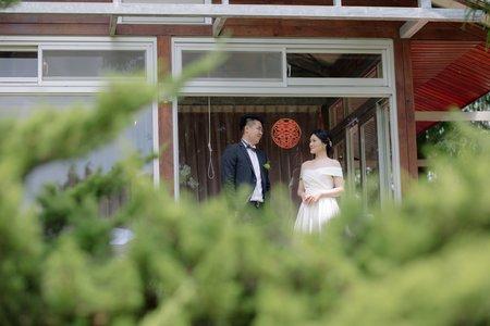 Jheyao Wu Photography // 雲林莊園戶外婚禮