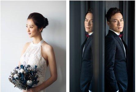 婚禮現場作品| 芸如/台北西門意舍