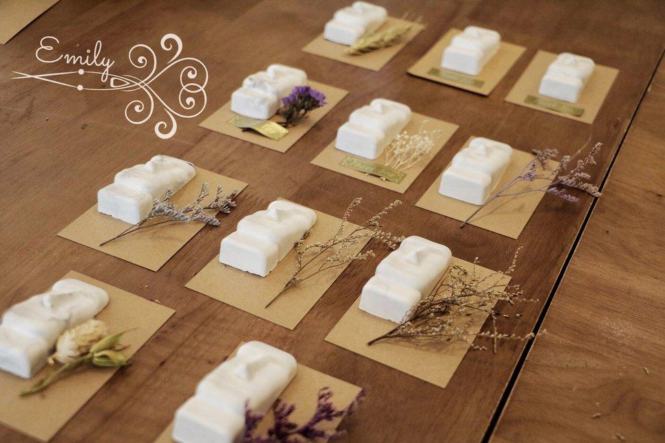摩艾+乾燥花 - 唯一花坊/乾燥花/擴香石/捧花/婚禮小物《結婚吧》