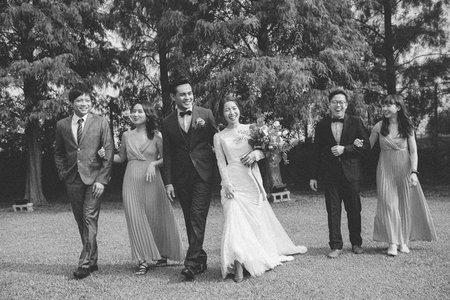 優雅的婚禮
