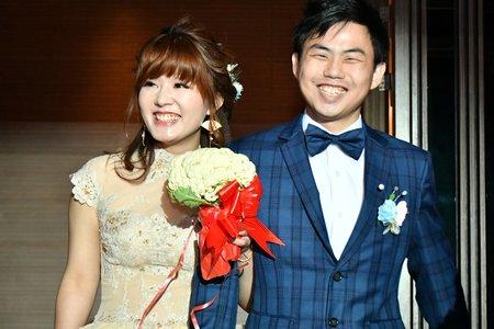 國鈞&珏瑩結婚喜宴