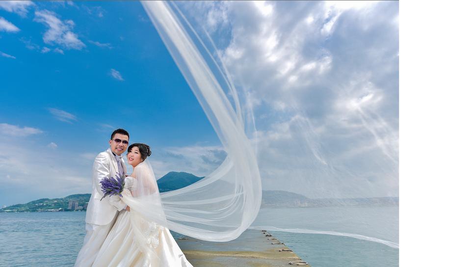 伊頓自助婚紗攝影工作室(台北西門店),伊頓自助婚紗專業攝影非常棒