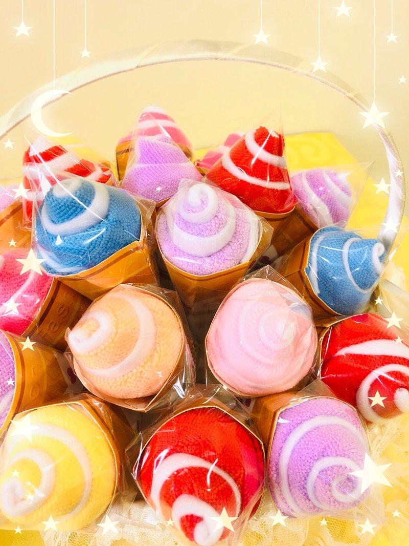 ❤浪漫甜筒造型禮❤作品