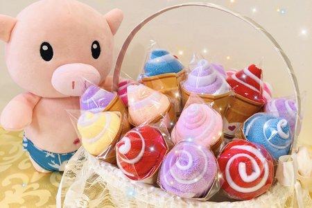 ❤浪漫甜筒造型禮❤