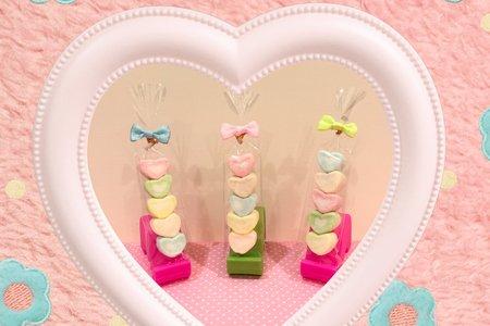 ❤️愛心造型棉花糖❤️甜蜜上市❤️❤️❤️