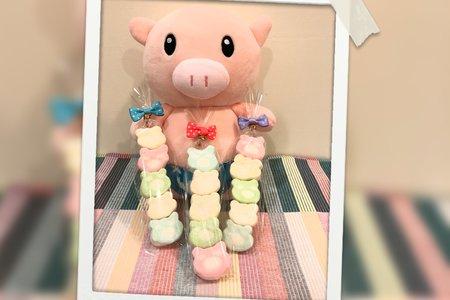 ❤️大顆熊熊🐻甜蜜棉花糖❤️