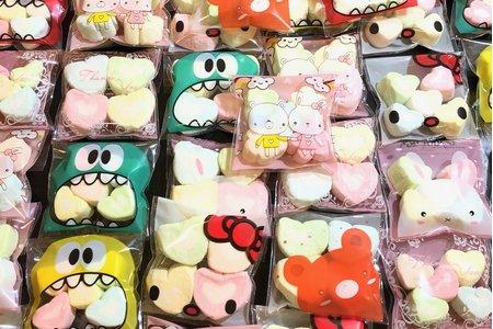 ❤️超值甜美造型棉花糖❤️點綴的好幫手👍
