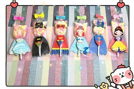 超人❣️公主💕甜美棉花糖💕 可愛包裝 ~