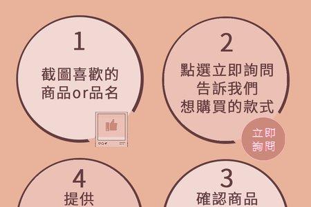 詳細購物流程