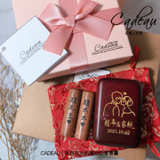 CADEAU|來自法文的禮物|結婚對章