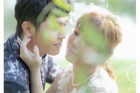 格格嫁到❤浪漫婚紗❤-韓式