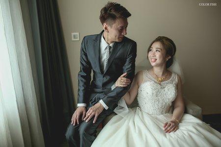 婚禮紀實 | 厚益&宥勻 | 清水成都雅宴