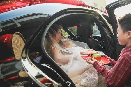 婚禮紀實 | 凱壕&盈儀 | 北斗原福岡