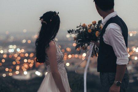 婚紗造型作品X大好良晨
