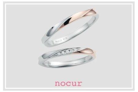 日本CITIZEN婚戒品牌Nocur