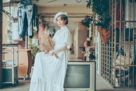 古典歐系婚紗