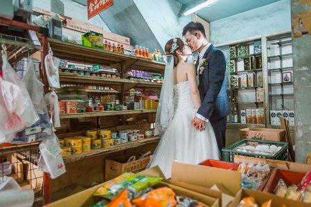 【婚禮精選】明澤&秀純 結婚午宴@雲林流水席#SAMUE婚禮攝影