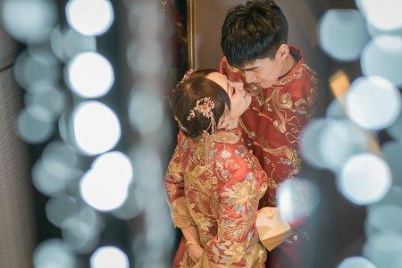 【婚攝精選】結婚晚宴・台中非常棧婚攝會館.Sheng Han&Estelle wedding #Samuel婚禮 | 台中婚攝