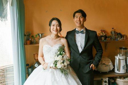 【台中婚攝】 凱傑&晴晴 wedding@雲林自宅流水席午宴#Samuel婚禮 | 台中婚禮記錄