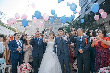 【台中婚攝】 家豪&慧君 wedding@台中林酒店證婚午宴#Samuel婚禮 | 台中婚禮記錄