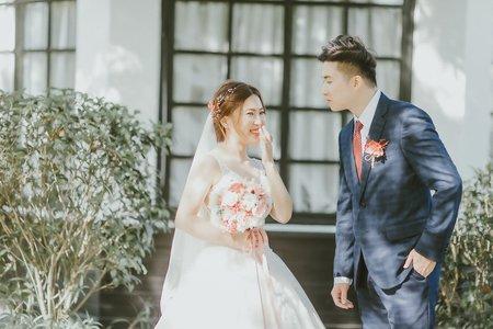 【台中心之芳庭婚攝搶先看】敬融&慧汶  結婚教堂證婚 心之芳庭| 戶外婚禮| 商務會議| 聚餐派對