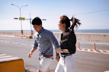 日常散步|Wen & Liang