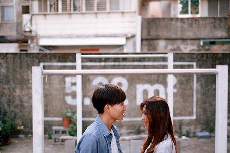 散步婚紗|HUANGANG & HANYUN