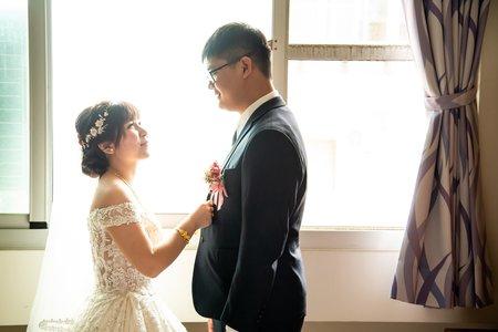 張攝 婚禮寫真 GINA的疫情迎娶