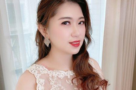 Sandy 芯儀彩妝造型x韓系新娘