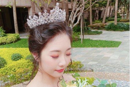 芯儀 新娘秘書-華麗皇冠