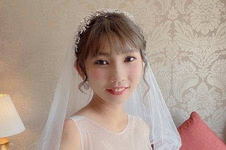 Sandy 芯儀彩妝造型x噴槍底妝-Leanna
