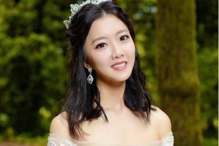 韓系白紗造型《精選》