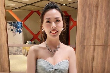 韓式婚禮造型