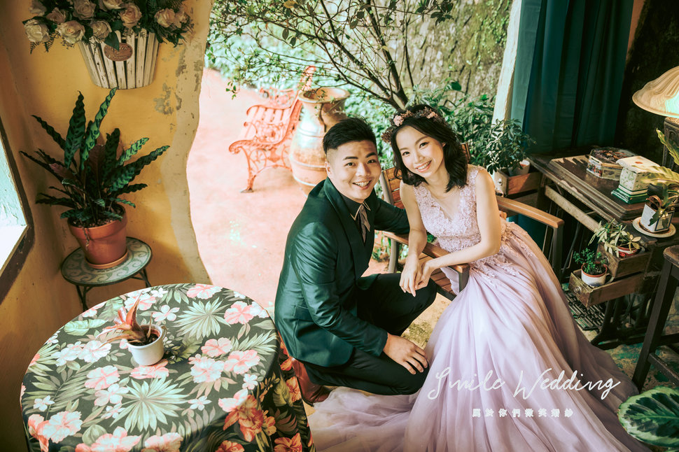 514A6831 - Smile wedding 微笑婚紗《結婚吧》