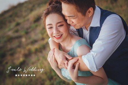 微笑婚紗 (韓風小清新)