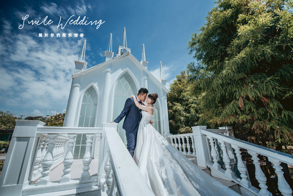 WEI_4401 - Smile wedding 微笑婚紗《結婚吧》