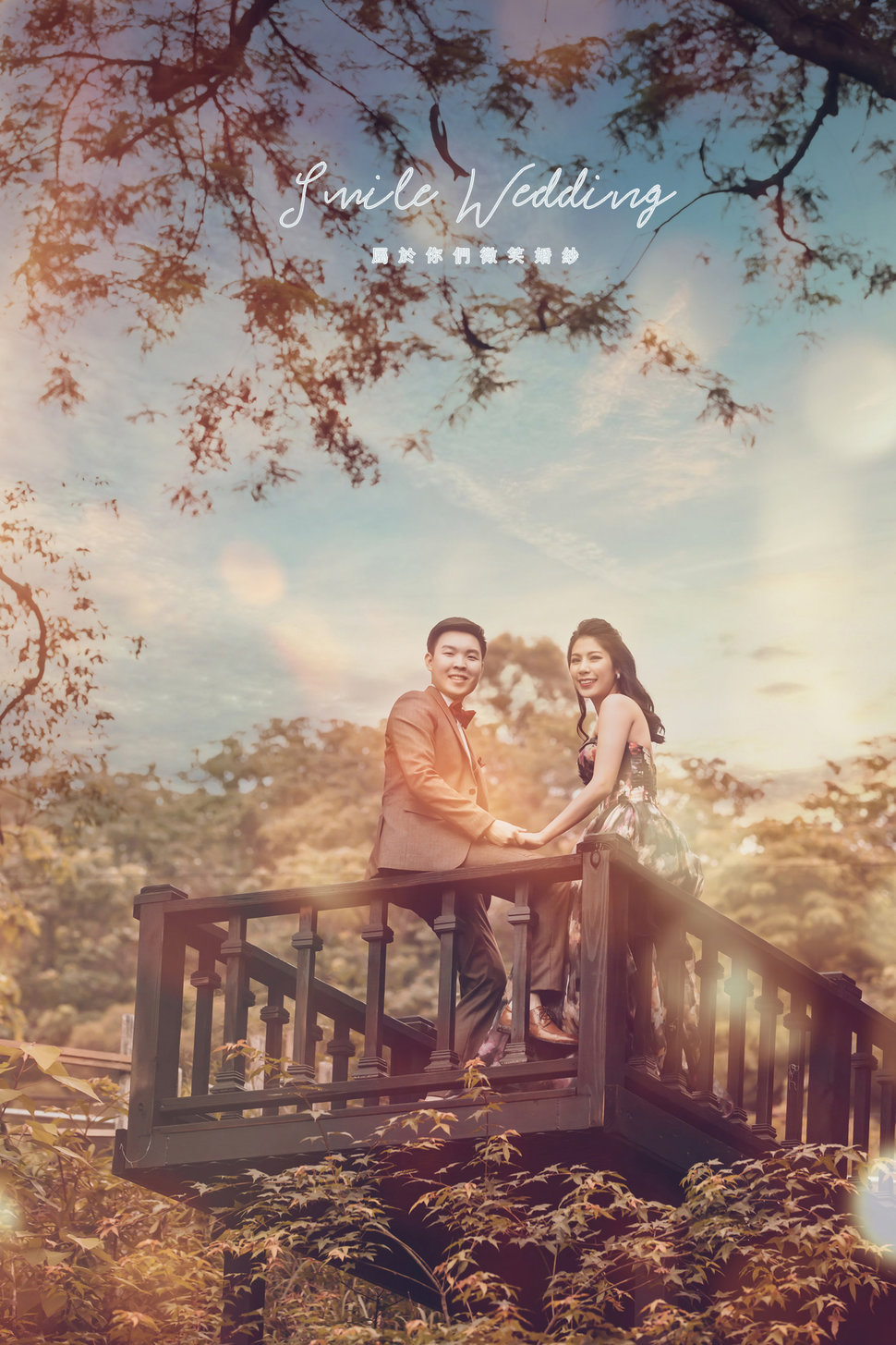 SIN_8801 - Smile wedding 微笑婚紗《結婚吧》