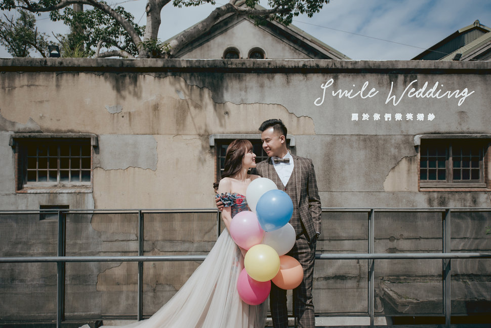 WEI_2701 - Smile wedding 微笑婚紗《結婚吧》