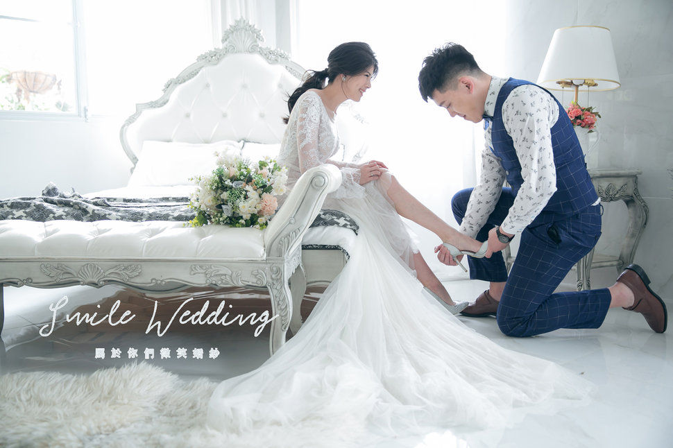 6W5A3108 - Smile wedding 微笑婚紗《結婚吧》