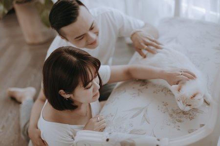 J2 wedding 板橋 中壢 (毛小孩特集)