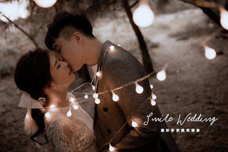 微笑婚紗 (韓風 浪漫) 陽明山 淡水