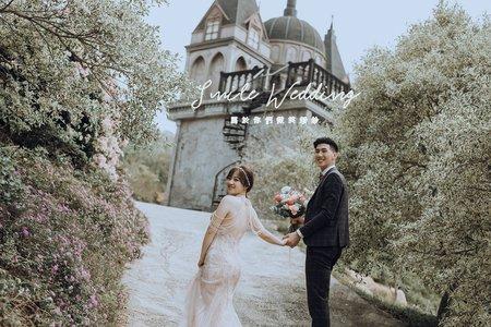 微笑婚紗 (韓風 自然) 婚紗基地
